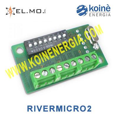 ELMO RIVERMICRO2 CONCENTRATORE