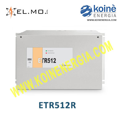ETR512R CENTRALE ALLARME ELMO