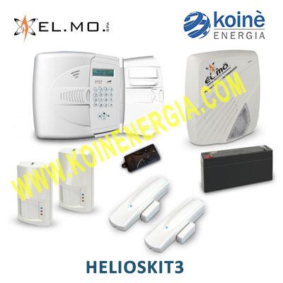 HELIOSKIT3 kit allarme elmo