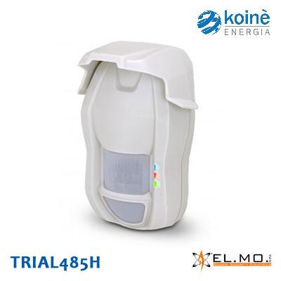TRIAL485h elmo sensore per esterno
