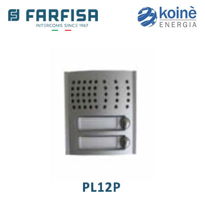 farfisa pl12p