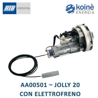 AA00501 JOLLY 20 CON ELETTROFRENO