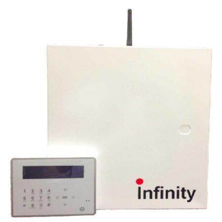 Centrale allarme Infinity 8-32 Kit M K10005