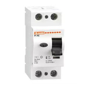 P1RC2P25AC030 lovato interruttore magnetotermico