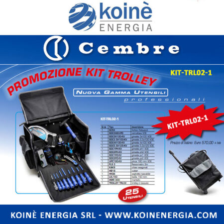 Cembre KIT TRL02-1