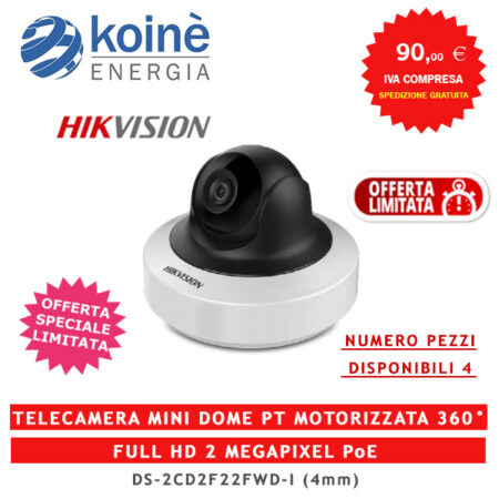 DS-2CD2F22FWD-I-HIKVISION