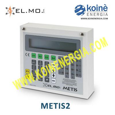 METIS2 tastiera elmo