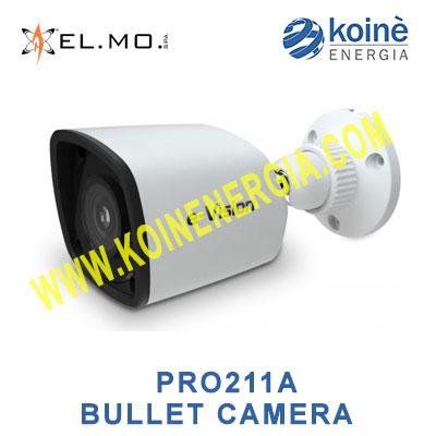 PRO211A elmo telecamera bullet