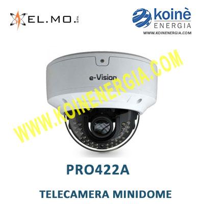 PRO422A elmo telecamera minidome