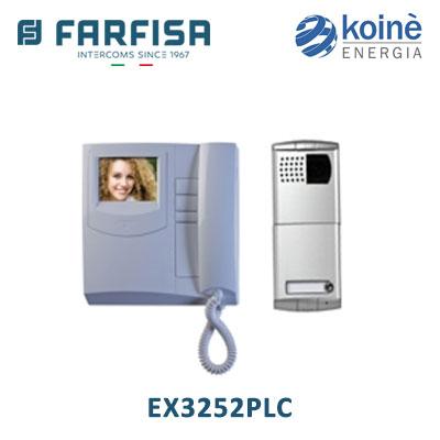 farfisa EX3252PLC