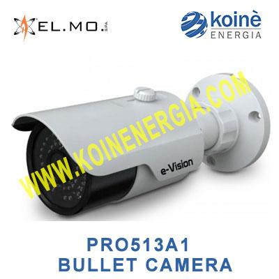 pro513a1 telecamera videosorveglianza bullet