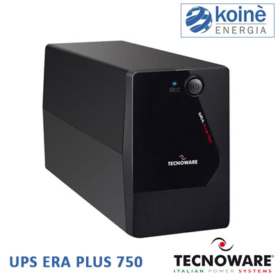 UPS ERA PLUS 750 VA TECNOWARE
