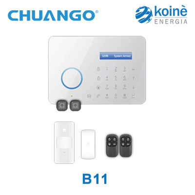 B11 chuango