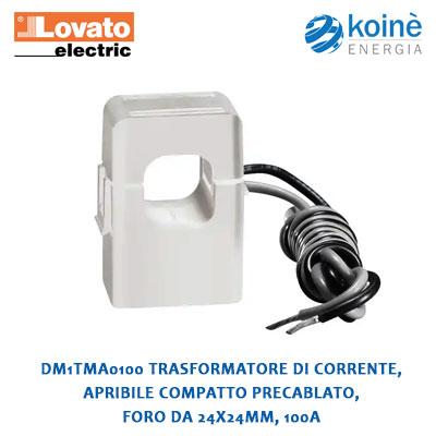 DM1TMA0100 LOVATO trasformatore