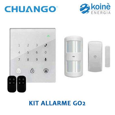 GO2 KIT ALLARME chuango