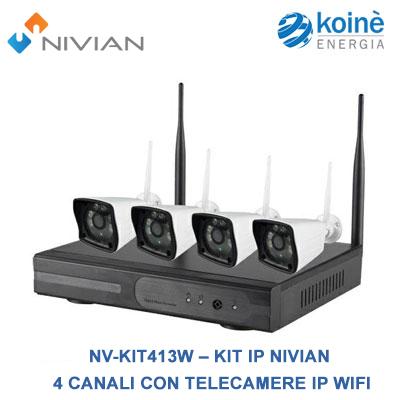 NV KIT413W KIT IP NIVIAN