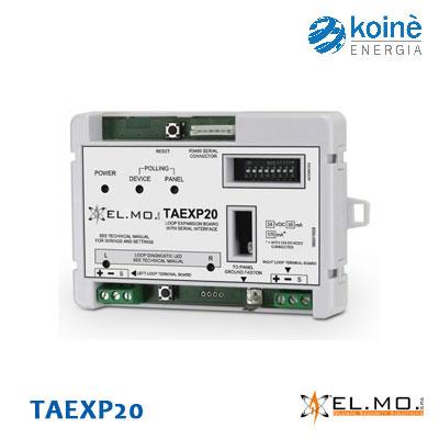 TAEXP20 Elmo
