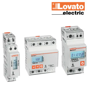 Contatori di Energia Lovato