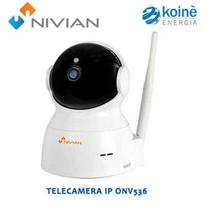 telecamera ip onv536 nivian