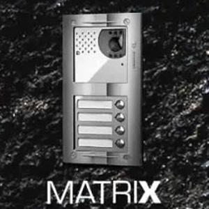 matrix aci farfisa posti esterni