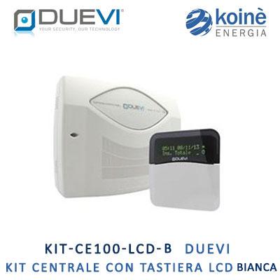DUEVI KIT CE100 LCD B