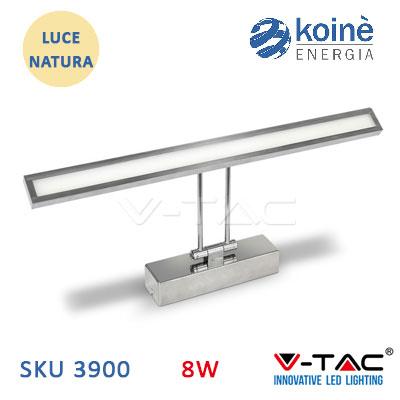 3900 v-tac lampada