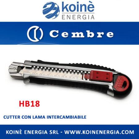 Cembre hb18 cutter