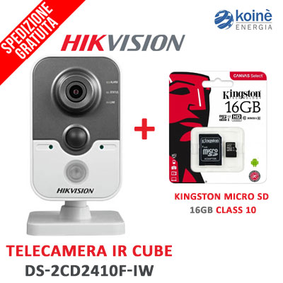 DS-2CD2410F IW Hikvision