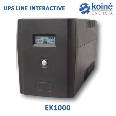 UPS EK1000 GRUPPO DI CONTINUITA