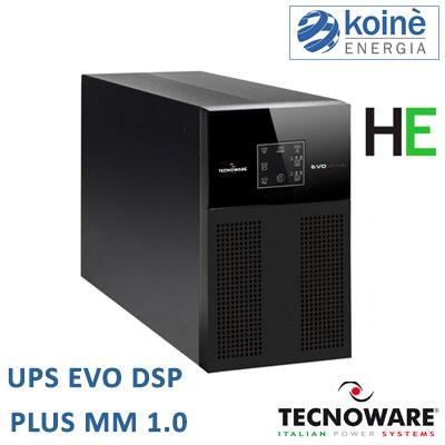 UPS EVO DSP PLUS tecnoware