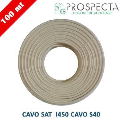 cavo SAT I450 CAVO S40 prospecta
