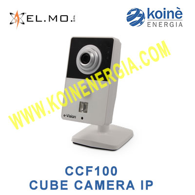 CCF100 telecamera elmo cube