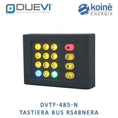 DVTF 485 N duevi tastiera