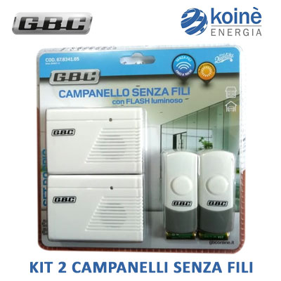 GBC kit 2 campanelli