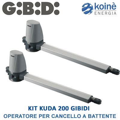 GIBIDI KIT KUDA 200