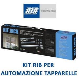 Kit Rib per automazione tapparelle