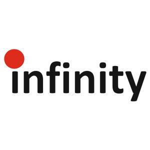 infinity allarme logo