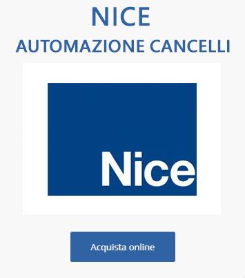 Nice automazione cancelli