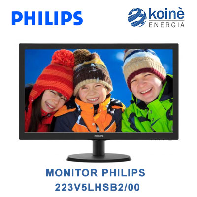 monitor philips 223v5lhsb2-00