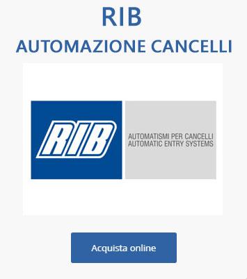 rib automazione cancelli