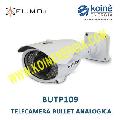 BUTP109 elmo telecamera bullet analogica