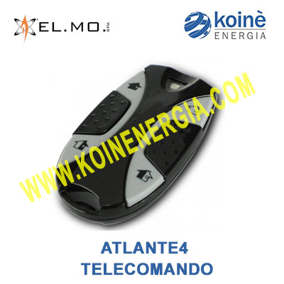 telecomando atlante4 elmo