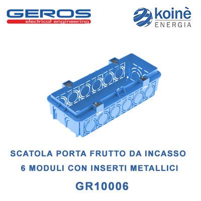 Gr10006-Geros-Scatola-porta-frutto-da-incasso