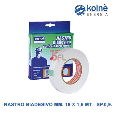 Nastro biadesivo boston 109322