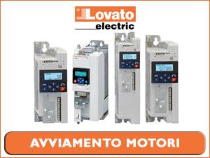 avviamento motori lovato electric