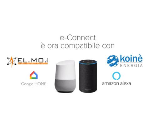 google home econnect elmo