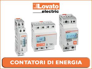 LOVATO CONTATORI DI ENERGIA