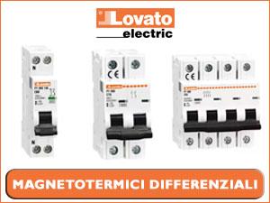 MAGNETOTERMICI LOVATO ELECTRIC