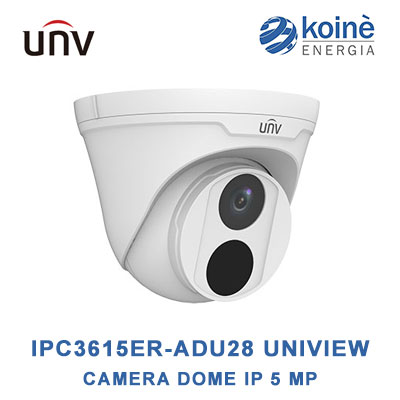 IPC3615ER ADU28 Uniview camera dome