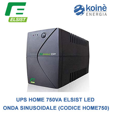 Ups Home 750VA Elsist